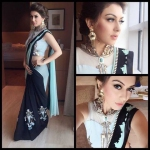 Hansika Royaltica saree