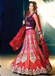Red Hot Lengha