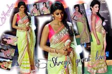 shreya green love