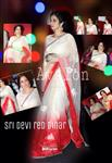 Sri Devi red dinar