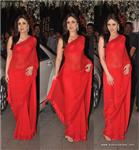 Kareena Red Lavishna