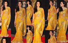 Preity Yellow Magic